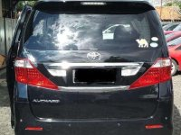 Jual Toyota Alphard 2008, KM Rendah