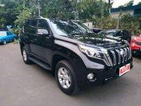 Toyota Land Cruiser Prado bebas kecelakaan