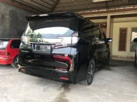 Jual Toyota Vellfire 2017 Automatic