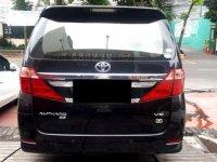 Jual Toyota Alphard 2012, KM Rendah
