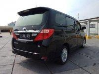 Toyota Alphard 2012 dijual cepat