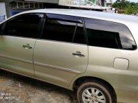 Butuh uang jual cepat Toyota Kijang Innova 2012