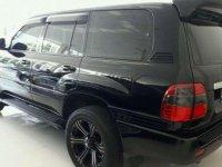 Toyota Land Cruiser  bebas kecelakaan