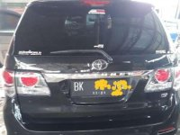 Jual Toyota Fortuner 2011 Automatic