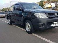 Toyota Hilux 2010 bebas kecelakaan