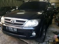 Jual Toyota Fortuner 2006 Automatic