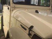 Toyota Land Cruiser 1965 bebas kecelakaan