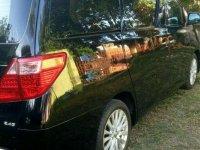 Jual Toyota Alphard 2009, KM Rendah