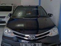 Toyota Etios 2015 bebas kecelakaan