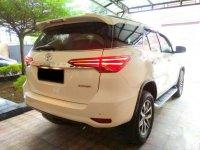 Jual Toyota Fortuner 2017, KM Rendah