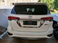 Jual Toyota Fortuner 2018 Automatic