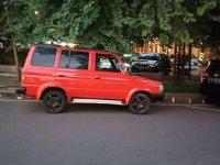 Toyota Kijang SGX bebas kecelakaan