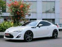 Butuh uang jual cepat Toyota 86 2013