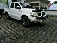 Toyota Hilux G bebas kecelakaan