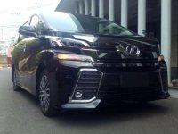 Jual Toyota Vellfire 2019 harga baik