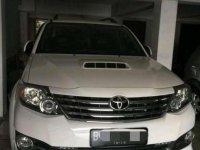 Toyota Fortuner G Luxury dijual cepat