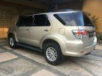 Jual Toyota Fortuner 2012 harga baik