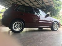 Jual Toyota Starlet 1998 Manual