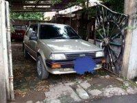 Jual Toyota Starlet 1987 Manual