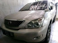 Jual Toyota Harrier 2007 Automatic