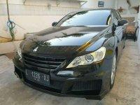 Toyota Mark X 2012 bebas kecelakaan