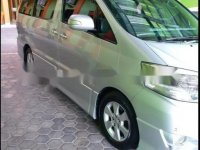 Toyota Alphard V bebas kecelakaan