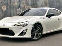 Toyota 86 2015 dijual cepat