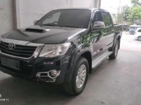Jual Toyota Hilux 2014 Manual