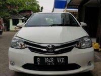 Toyota Etios 2014 dijual cepat