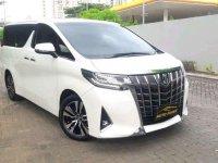 Toyota Alphard 2018 bebas kecelakaan