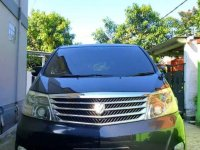 Jual Toyota Alphard 2007 harga baik