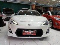 Toyota 86 2012 bebas kecelakaan