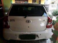 Jual Toyota Etios Valco 2014, KM Rendah