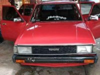 Toyota Corolla 1982 bebas kecelakaan