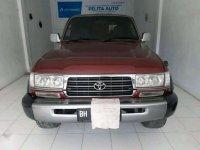 Butuh uang jual cepat Toyota Land Cruiser 1996