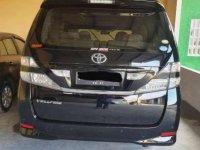 Jual Toyota Vellfire 2011, KM Rendah