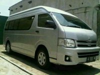 Jual Toyota Hiace 2012 harga baik