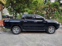 Butuh uang jual cepat Toyota Hilux 2016