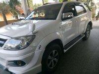 Toyota Fortuner 2008 bebas kecelakaan