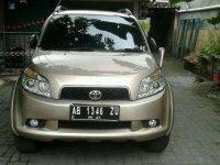 Jual Toyota Rush 2008, KM Rendah