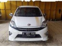 Toyota Agya 2015 bebas kecelakaan