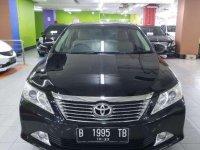 Toyota Camry 2013 bebas kecelakaan