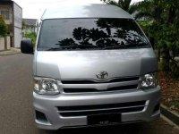 Butuh uang jual cepat Toyota Hiace 2012
