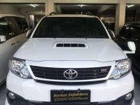 Butuh uang jual cepat Toyota Fortuner 2014