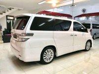 Jual Toyota Vellfire 2014 harga baik