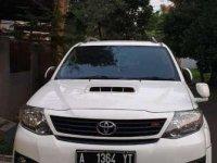 Toyota Fortuner TRD G Luxury dijual cepat