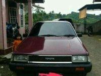 Jual Toyota Corolla 1987 Manual