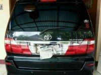 Jual Toyota Alphard 2005 Automatic