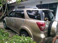 Toyota Rush 2008 bebas kecelakaan