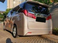 Jual Toyota Alphard 2018 harga baik